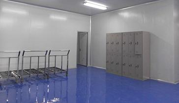 Cold Storage Warehouse for Medical Facilities