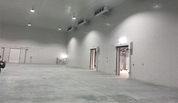 Food Cold Storage Construction